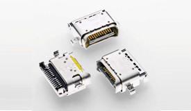 为下一代USB而生:C型USB连接器