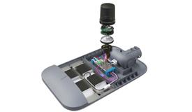 LUMAWISE调光光控器底座、套筒和上盖