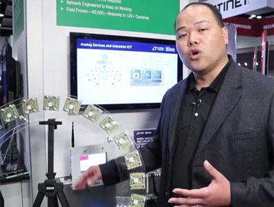 ADI-了解有关用于无线工业物联网应用的SmartMesh IP的更多信息