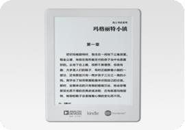 Kindle电子书(全新青春版)